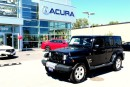 Used 2014 Jeep Wrangler Unlimited Sahara for sale in Langley, BC