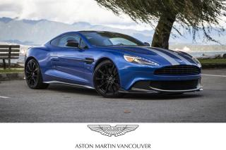 Used 2018 Aston Martin Vanquish S Coupe for sale in Vancouver, BC