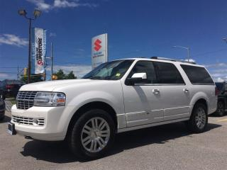 Used 2010 Lincoln Navigator Ultimate 4X4 ~Nav ~7-Pass ~RearView Camera for sale in Barrie, ON