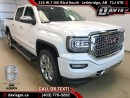 New 2017 GMC Sierra 1500 Denali-Navigation, 6.2L V8, Heated/Cooled Leather for sale in Lethbridge, AB