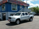 Used 2008 Toyota Tacoma TRD Sport Double Cab 4x4 **6 Speed Manual** for sale in Barrie, ON