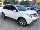 Used 2007 Acura MDX Elite Pkg/NAVI/BACKUPCAMERA/LEATHER/ROOF/ALLOYS for sale in Scarborough, ON
