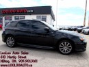 Used 2010 Subaru Impreza WRX w/Limited Pkg for sale in Milton, ON
