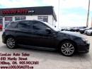 Used 2010 Subaru Impreza WRX w/Limited Pkg for sale in Milton, ON