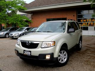 Used 2009 Mazda Tribute FWD I4 GX for sale in Concord, ON