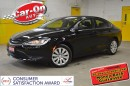 Used 2015 Chrysler 200 LOADED ONLY 23,000 km for sale in Ottawa, ON