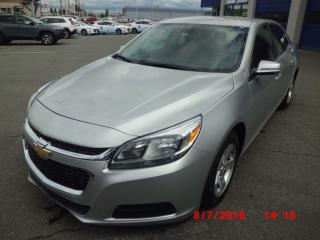 Used 2015 Chevrolet Malibu LS for sale in Surrey, BC