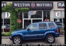 Used 2003 Jeep Liberty LIMITED*4X4*LEATHER*SUNROOF*SPORTS PKG*CERT&ETEST* for sale in York, ON