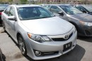 Used 2014 Toyota Camry SE Leather Sunroof Nav for sale in Brampton, ON