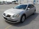 Used 2006 Nissan Maxima SE for sale in Innisfil, ON
