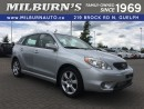 Used 2008 Toyota Matrix - for sale in Guelph, ON
