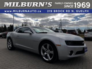 Used 2012 Chevrolet Camaro RS for sale in Guelph, ON