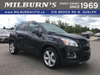 Used 2014 Chevrolet Trax LTZ / AWD for sale in Guelph, ON