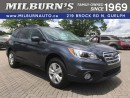 Used 2017 Subaru Outback 2.5I AWD for sale in Guelph, ON