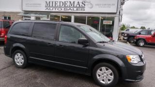 Used 2012 Dodge Grand Caravan SE for sale in Mono, ON