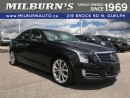 Used 2013 Cadillac ATS Premium for sale in Guelph, ON