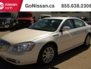 Used 2011 Buick Lucerne LEATHER, HEATED SEATS AND STEERING WHEEL for sale in Edmonton, AB