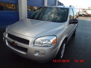 Used 2009 Chevrolet Uplander LS for sale in Surrey, BC