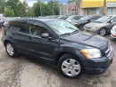 Used 2008 Dodge Caliber SXT/4DR/AUTO/LOADED/CLEAN for sale in Scarborough, ON