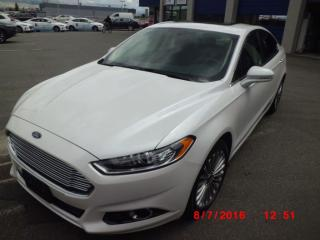 Used 2016 Ford Fusion Titanium for sale in Surrey, BC