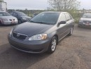 Used 2006 Toyota Corolla POWER WINDOWS / LOCKS/ POWER SUNROOF for sale in Gormley, ON