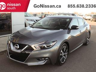 Used 2017 Nissan Maxima PLATINUM 4DR AWD BACK UP CAMERA NAVIGATION BLUETOOTH for sale in Edmonton, AB