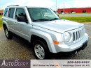 Used 2013 Jeep Patriot 4WD - 2.4L - NORTH EDITION for sale in Woodbridge, ON