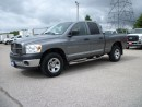 Used 2007 Dodge Ram 1500 Quad Cab 4X4 SHORT BOX for sale in Stratford, ON