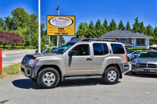 Used 2008 Nissan Xterra Off-Road 4x4, New Bodystyle, 1-Year Warranty! for sale in Surrey, BC