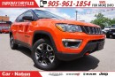 Used 2017 Jeep Compass TRAILHAWK| BEATS AUDIO| NAV| PANORAMIC SUNROOF| for sale in Mississauga, ON