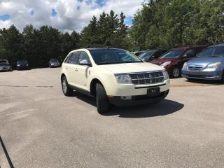 Used 2008 Lincoln MKX for sale in Waterloo, ON