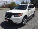Used 2007 Hyundai Santa Fe GLS LEATHER SUNROOF LOADED AWD for sale in Gormley, ON