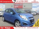 Used 2013 Chevrolet Spark LT | 2,726KMS | LEATHER TRIM | WHY BUY NEW | for sale in Georgetown, ON