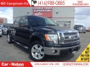 Used 2010 Ford F-150 Lariat | CREW | 4X4 | LEATHER | 5.4L V8 | for sale in Georgetown, ON