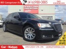 Used 2014 Chrysler 300 Touring | LEATHER | BACK UP CAM | TOUCH SCREEN for sale in Georgetown, ON