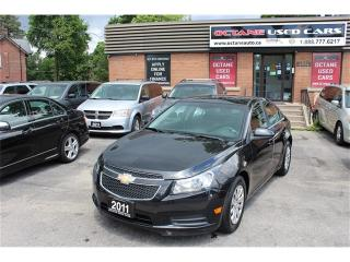 Used 2011 Chevrolet Cruze LT for sale in Scarborough, ON