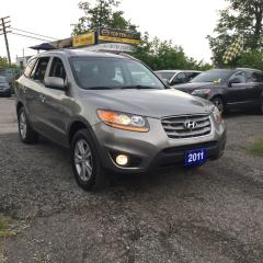 Used 2011 Hyundai Santa Fe FULLY CERTIFIED - LOADED SUNROOF for sale in Scarborough, ON