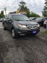 Used 2008 Acura MDX FULLY CERTIFIED - FULLY APPOINTED LUXURY SUV for sale in Scarborough, ON