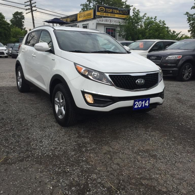2014 Smart Fortwo Electric Drive Transmission: Used 2014 Kia Sportage PRE-OWNED CERTIFIED- CLEAN CAR