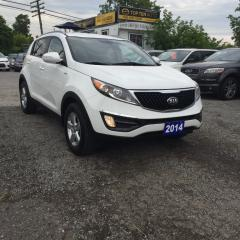 Used 2014 Kia Sportage PRE-OWNED CERTIFIED- CLEAN CAR~PROOF ONE OWNER for sale in Scarborough, ON