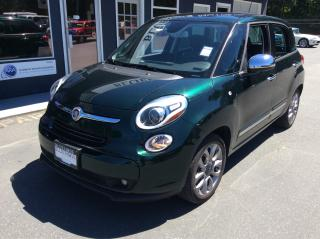 Used 2015 Fiat 500 L Lounge for sale in Parksville, BC