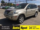 Used 2006 Nissan X-Trail LE/LEATHER-LOADED/PRICED FOR A QUICK SALE! for sale in Kitchener, ON