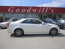 Used 2013 Cadillac CTS NAVI! SUNROOF! BLUETOOTH! for sale in Aylmer, ON