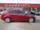 Used 2013 Chevrolet Cruze LT! SUNROOF! for sale in Aylmer, ON
