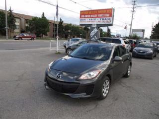 Used 2012 Mazda MAZDA3 GX for sale in Scarborough, ON