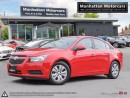 Used 2014 Chevrolet Cruze LT AUTO |BLUETOOTH|FACTORY WARRANTY|40000KM for sale in Scarborough, ON