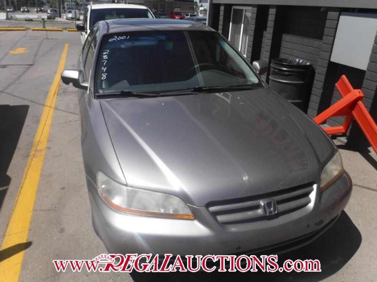 Photo of Grey 2001 Honda ACCORD EX 4D SEDAN V6