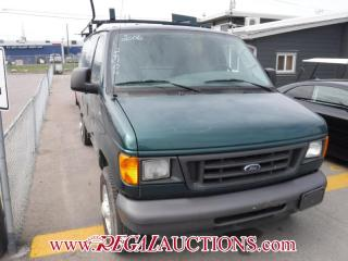 Used 2006 Ford E350 VANS SUPER DUTY CARGO VAN for sale in Calgary, AB