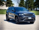 Used 2015 Jeep Grand Cherokee Overland for sale in Toronto, ON