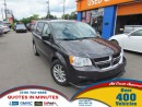 Used 2015 Dodge Grand Caravan SXT | STOW 'N' GO | BACKUP CAM | DVD for sale in London, ON